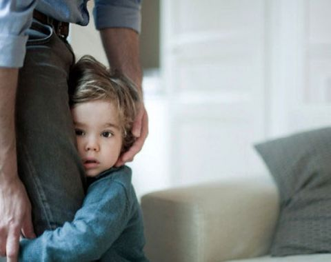 نکاتی برای درمان اضطراب ناشی از جدایی در کودکان